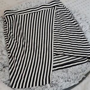 Cato Asymmetrical Pencil Skirt
